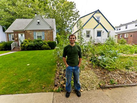Charlie Zelhof's Permaculture Garden