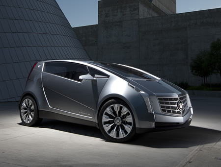 Cadillac: Urban Luxury Concept Car